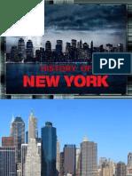 New York Istoria