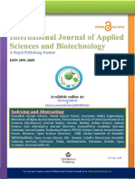 Biomonitoring of Pollution by Microalgae Commu