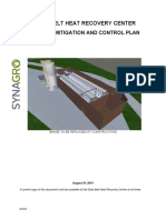 Nuisance Mitigation Control Plan - 8.30.2019 Submission