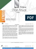 Planificacion Anual - Lenguaje y Comunicacion - 1basico - p (1)