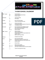 02 12 2019 2020 school year calendar creative minds