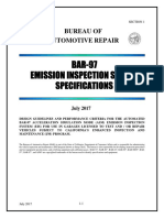 BAR-97 Specification July 2017
