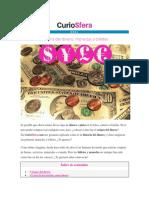 Monedas y Su Impcto en La Historia