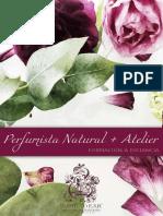 PERFUMISTA NATURAL + ATELIER