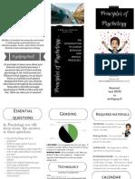 psychology syllabus 2019-2020