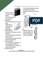JPX321-BM2-128D Installation Guide