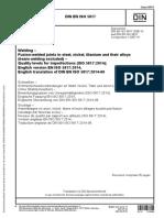 DIN EN ISO 5817_2014