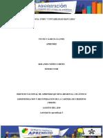 Actividad de Aprendizaje 3 Evidencia Foro Contabilidad Bancaria