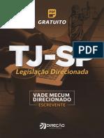 eBook TJ SP Legislação Direcionada
