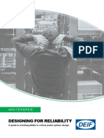 White Paper - Critical Power - System Design