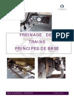 Principes de Base Freinage Des Trains