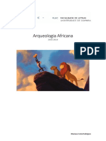 apontamentos de arqueologia africana