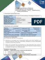 Guía de actividades y rúbrica de evaluación - Paso 2 - Identificación y análisis del problema.pdf
