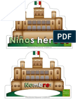 Historian i No Heroes Mex