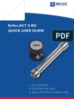 REFLEX ACT II™ Quick User Guide V11 (1)
