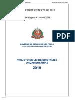 Projeto Ldo 2019