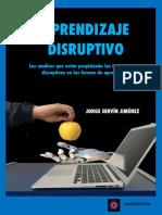 Portada y Contraportada Aprendizaje Disruptivo