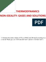 Thermodynamics tutorial