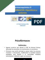 Snc 3. Clase SNC_Hipnoticos y Sedantes_2018