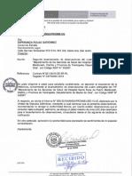 54. CARTA N° 108-2019-MINSA-PRONIS_SEGUNDO LEVANTAMIENTO DE OBSERVACIONES