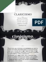 clasicismo 902:901