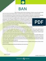 Ban de l'alcalde de Granollers