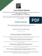 Curriculo - Lucas Amaral
