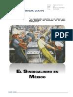Ensayo Sindicalismo en Mexico