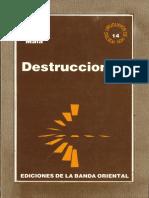 Circe Maia - 1987 - Destrucciones