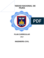 Plan Curricular 141