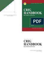 CRIG HandBook