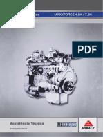 Manual Motor MWM 7.2H Euro V