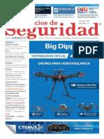 Revista Negosios Seguridad Especial Drones