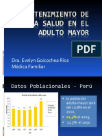 Salud Adulto Mayor