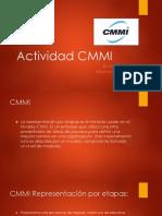 Actividad CMMI