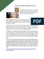 Polémica Por Supuesta Entrega Del Páramo de Santurbán a Los Árabes