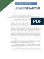 Notas Administrativo II