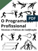 O Programador Profissional