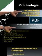 Diapositiva de Criminologia