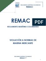 Reglamento Maritimo Colombiano