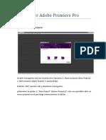 Clase 1 Taller Adobe Premiere Pro