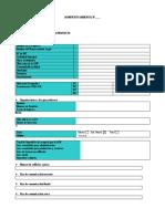 Formulario de Manifiesto Ambiental