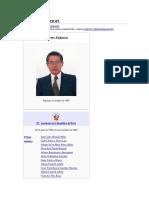 Biografia de Los Presidentes Corruptos
