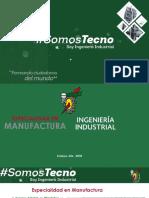 Ingeniería Industrial en Manufactura