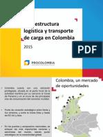 Presentacion Logistica de Colombia 2015 (1)