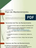 Plan de Mantenimiento, Propuesta de accion.pptx