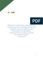 Sistemas de Información Hospitalaria