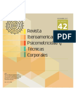 revista iberoamericana de psicomotricidad y tecnicas corporales