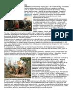 El Descubrimiento de América y Conquista de Guatemala