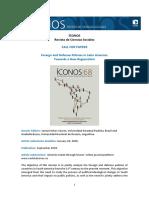 ÍCONOS Revista de Ciencias Sociales